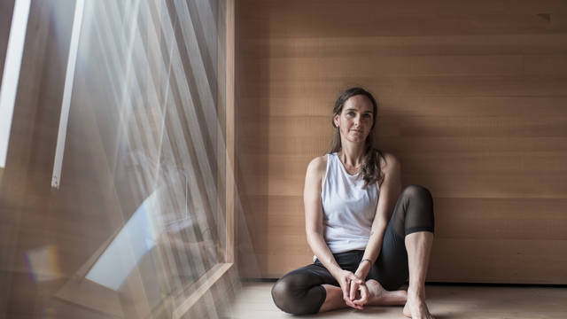 Claudia Jochum | 500 Std+ Yoga Alliance Teacher | Svastha Yogatherapeutin